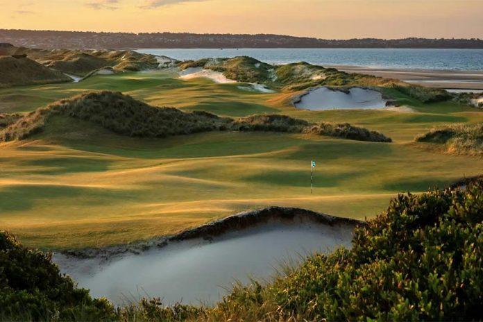 Australia worlds best golf destination