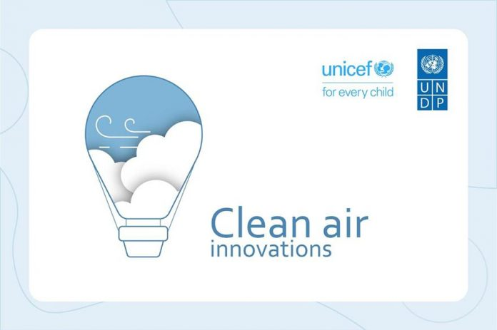 Calling for innovations to reduce air pollution
