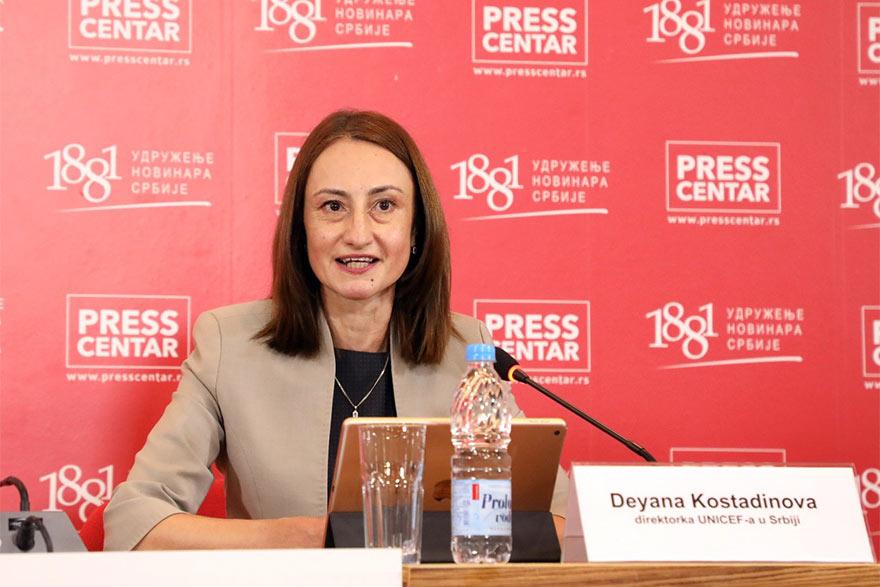 MICS 6 Dejana Kostadinova