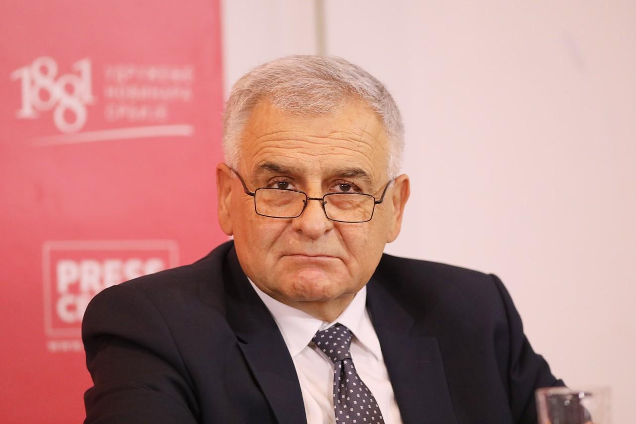 Miladin Kovaccevich