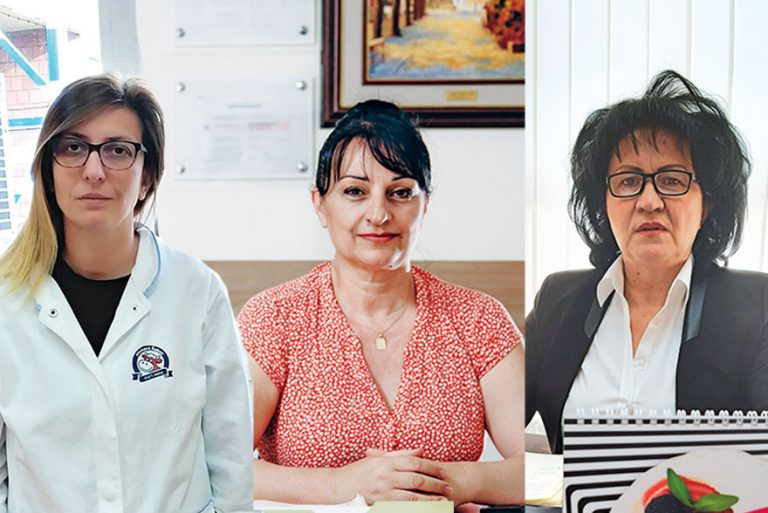 Women In Prominent Positions At Mlekara Šabac