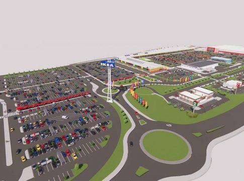 IKEA AVA Shopping Park
