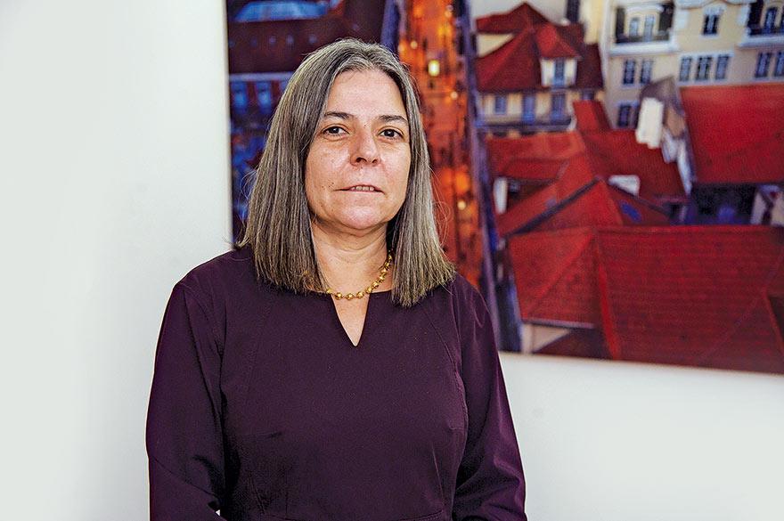 Maria Virgínia Mendes Da Silva Pina