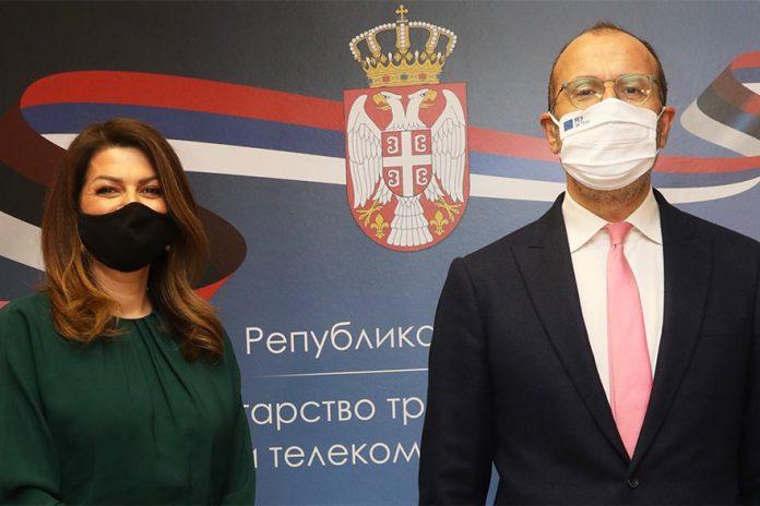 Sem Fabrizi i Tatjana Matic