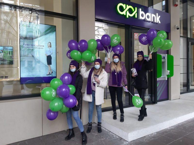 Otvaranje filijale API Banka