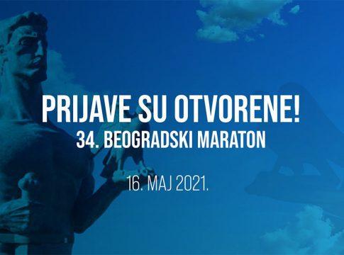 Beogradski maraton 2021