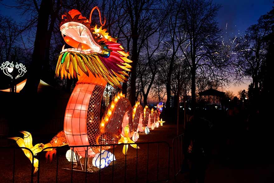 Kineski festival lampiona