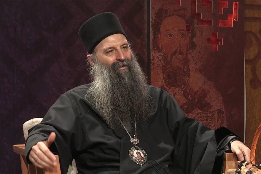 Mitropolit Porfirije patrijarh feb-2021