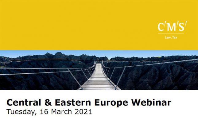 Central Eastern Europe webinar