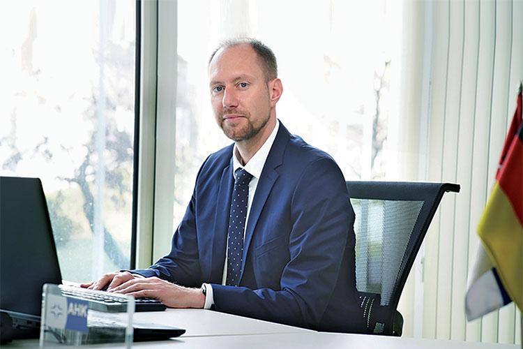 Frank Aletter AHK Serbia